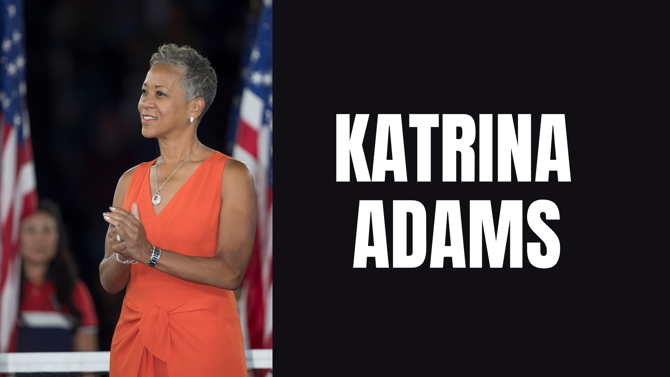 Katrina Adams' new book offers glimpse at the richness of Black tennis history